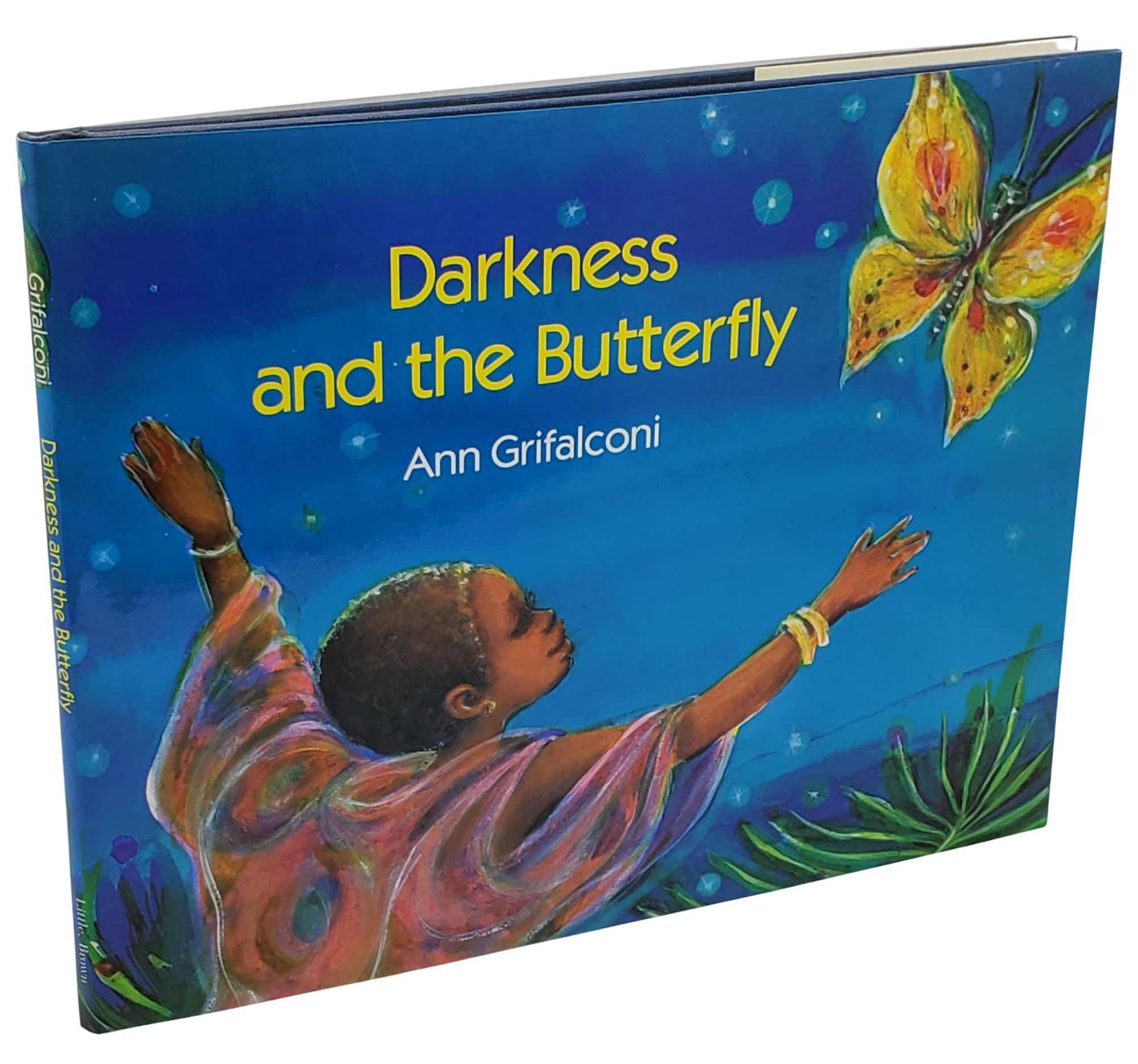 DARKNESS AND THE BUTTERFLY. Ann Grifalconi.