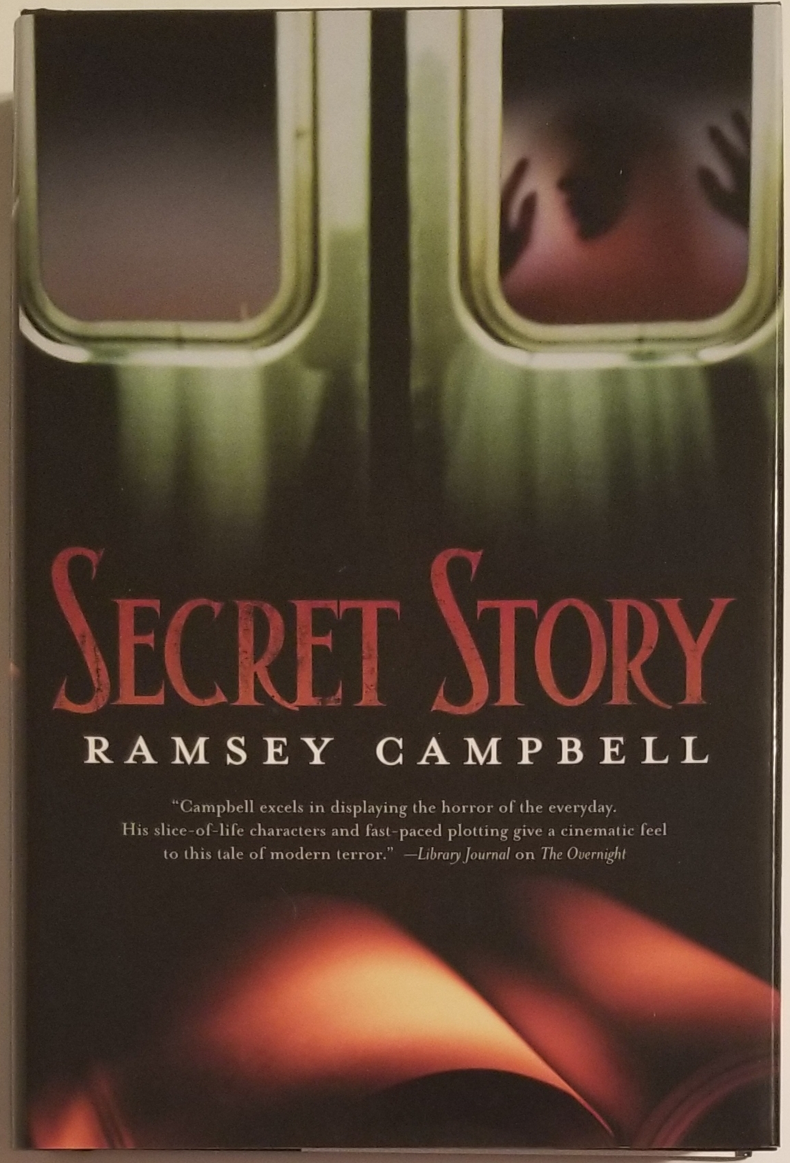 SECRET STORY. Ramsey Campbell.