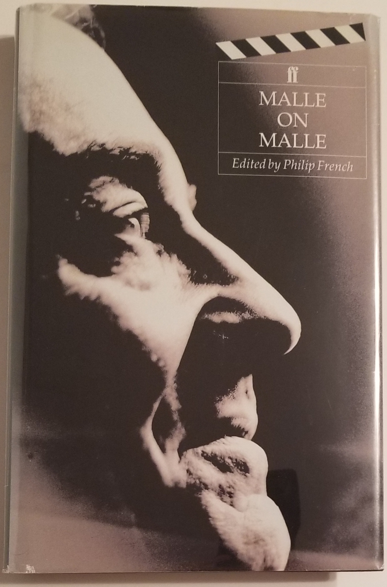 MALLE ON MALLE Edited by Philip French. Louis Malle.