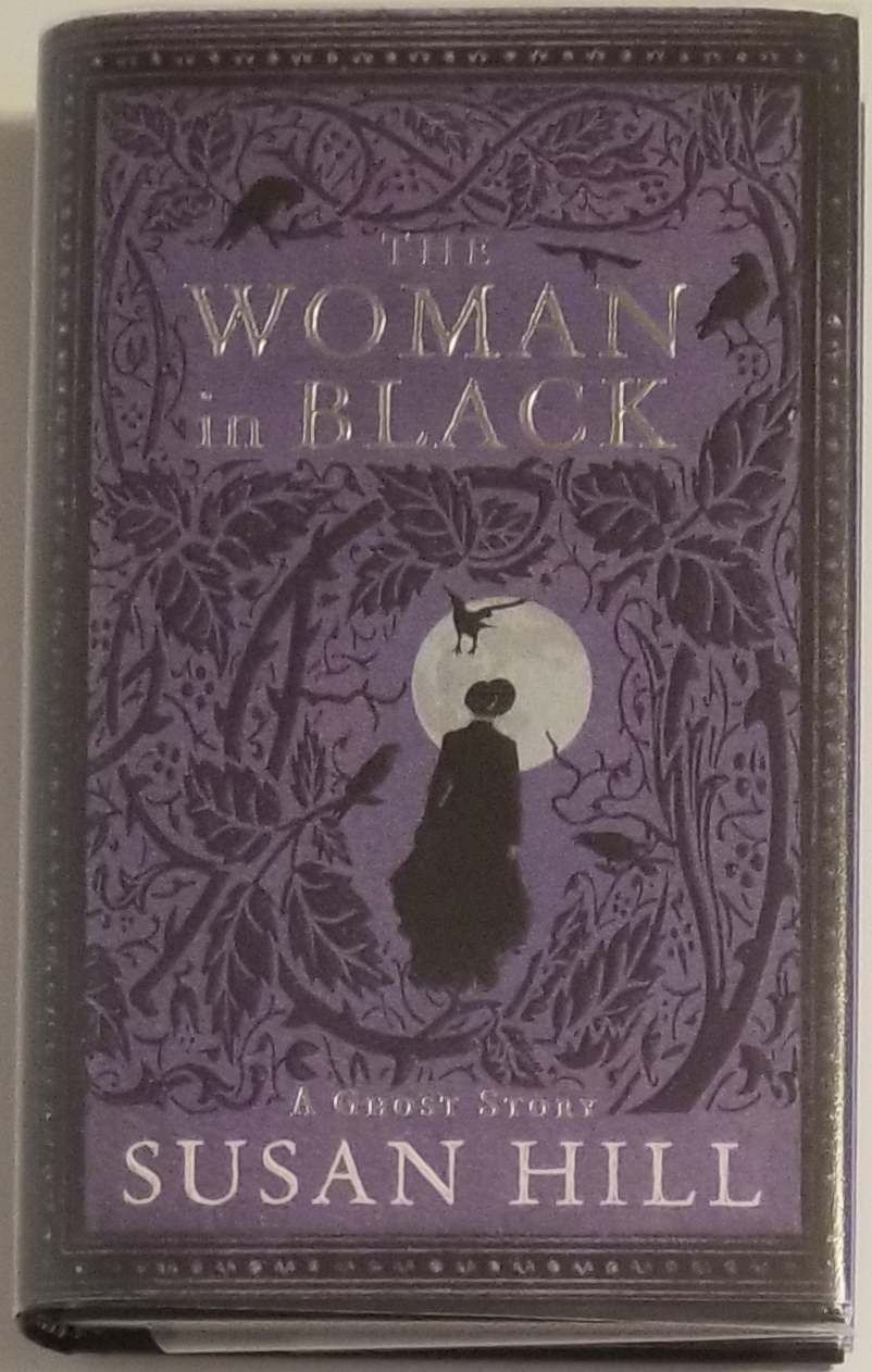 THE WOMAN IN BLACK. A Ghost Story. Wood engravings by Andy English. Susan Hill.