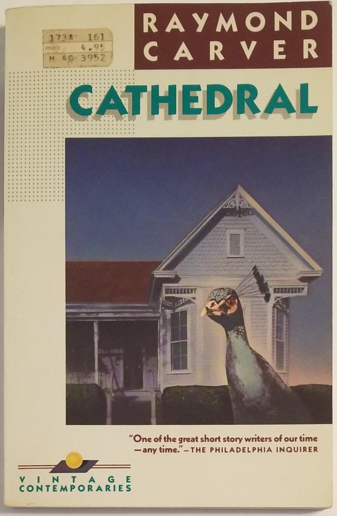 CATHEDRAL. Raymond Carver.