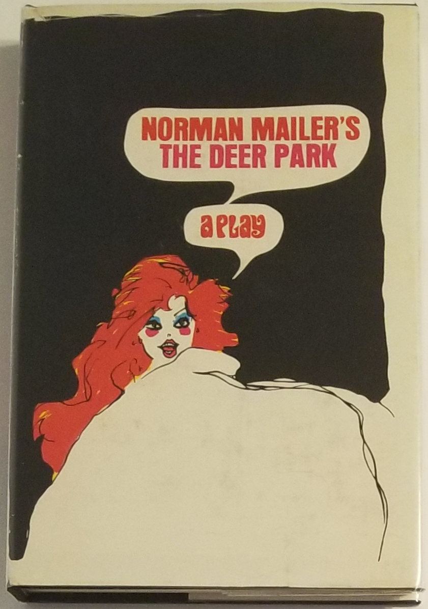 THE DEER PARK. Norman Mailer.