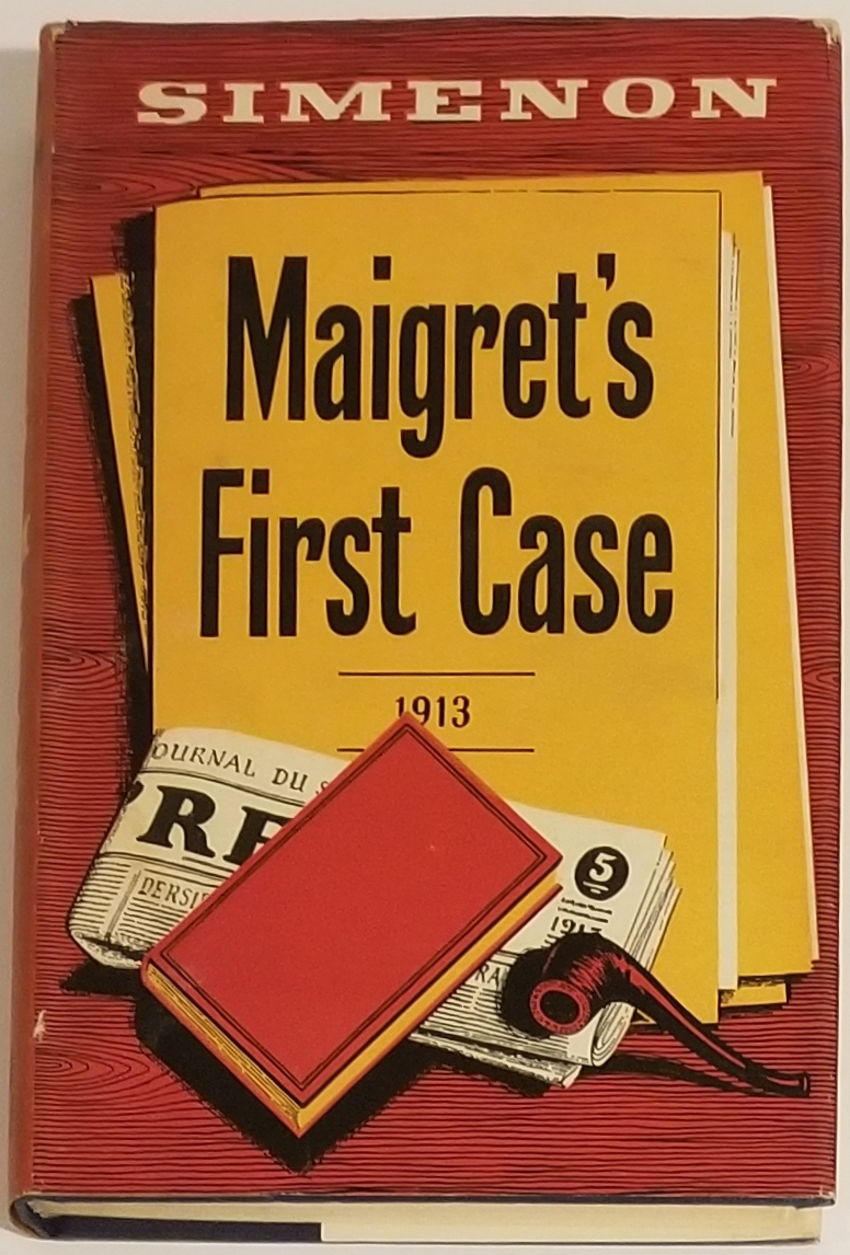 MAIGRET'S FIRST CASE. George Simenon.