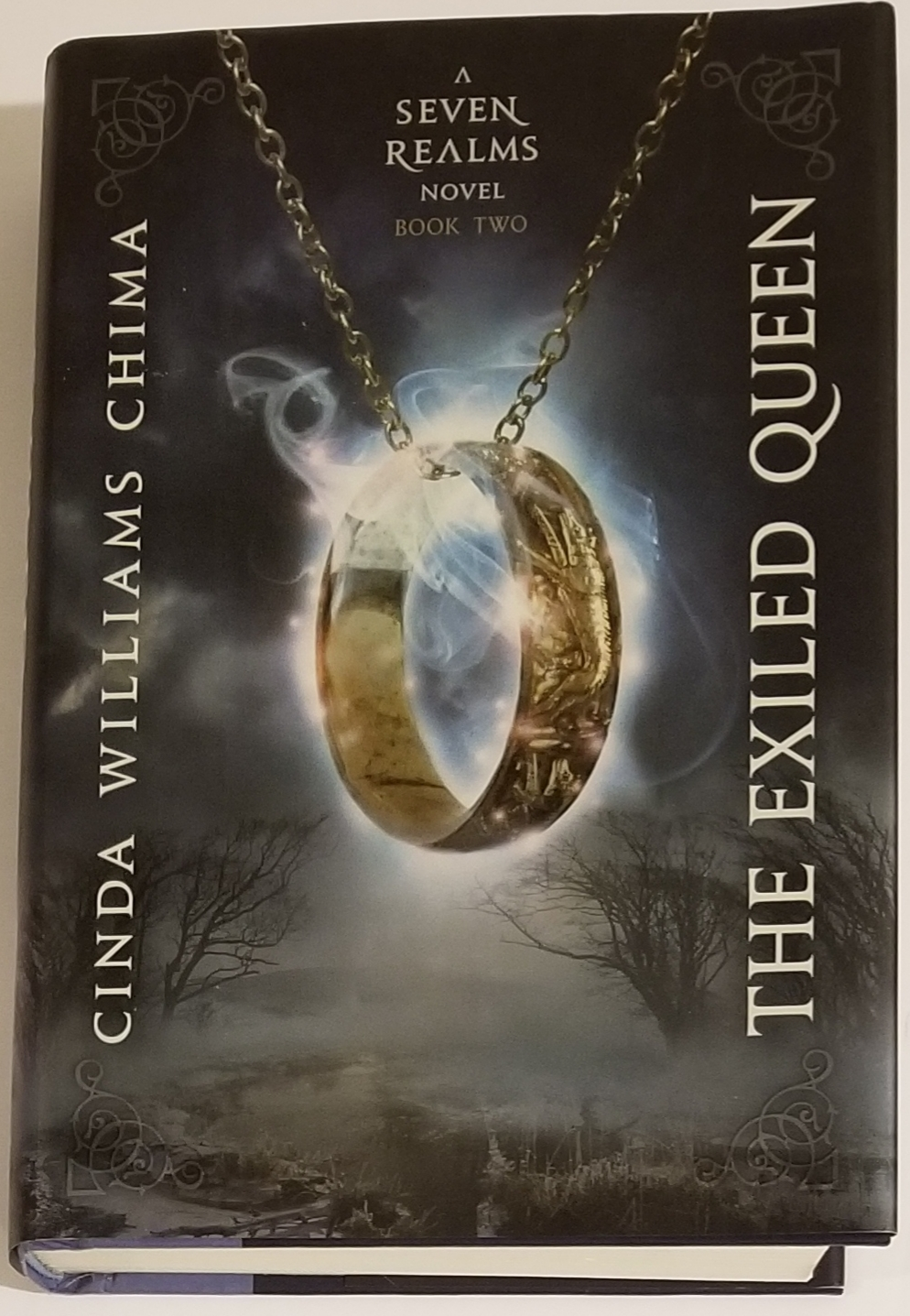 THE EXILED QUEEN. Cinda Williams Chima.