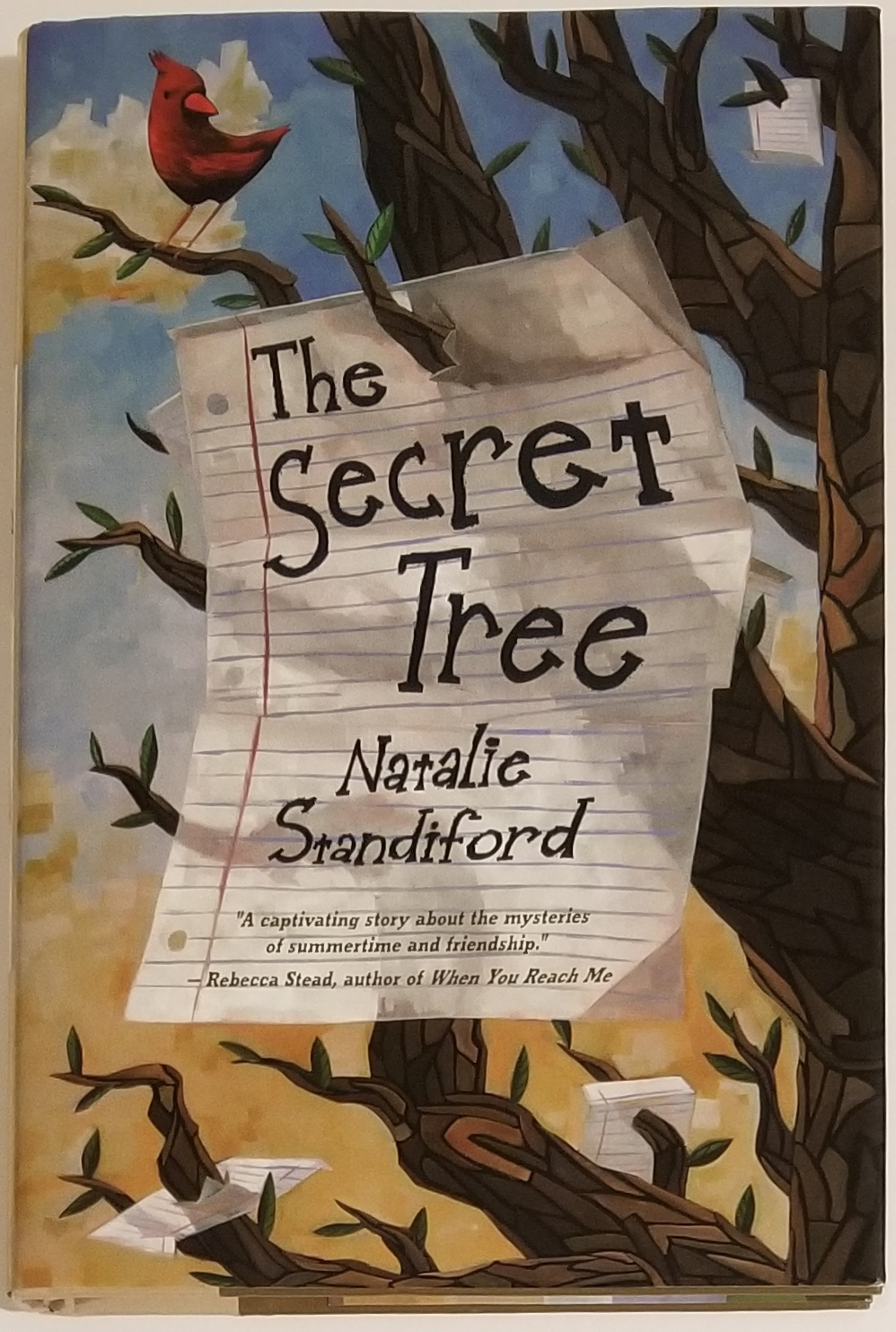 THE SECRET TREE. Natalie Standiford.