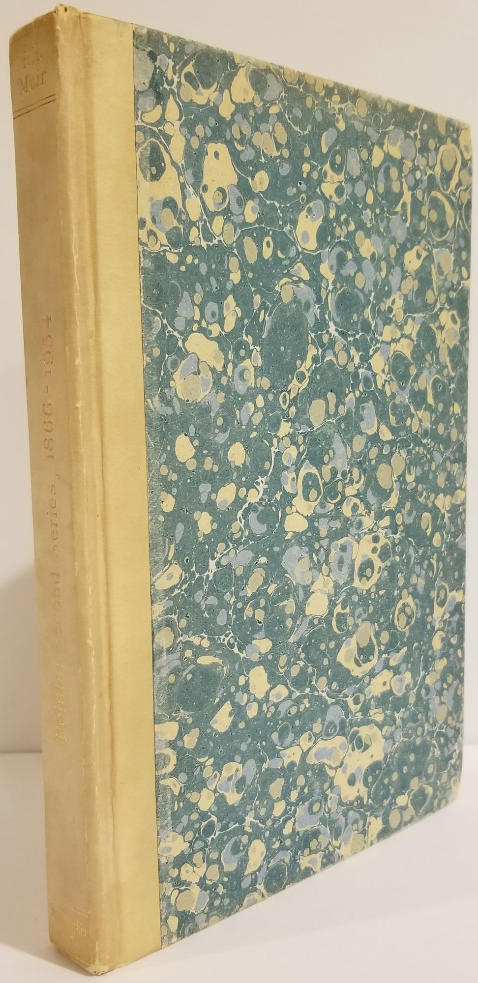POINTS: SECOND SERIES 1866-1934: Bibliographia No. 8. Percy H. Muir.