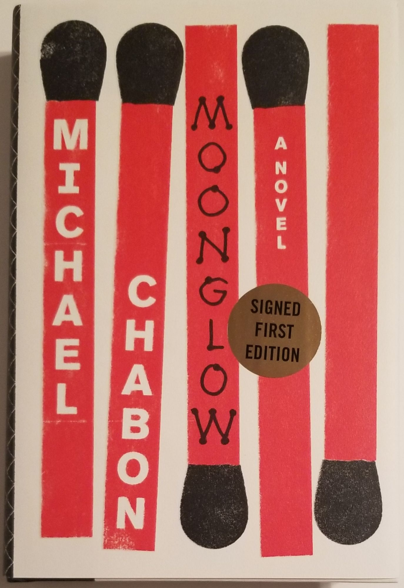 MOONGLOW. Michael Chabon.