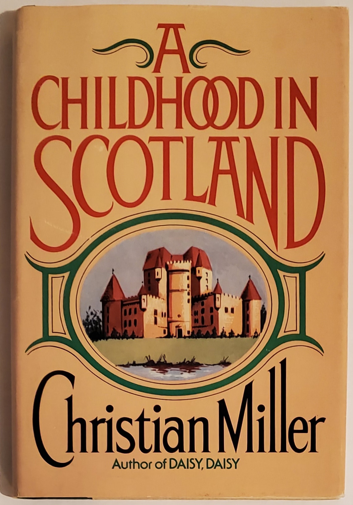 A CHILDHOOD IN SCOTLAND. Illustrated by Ray Evans. Christian Miller.
