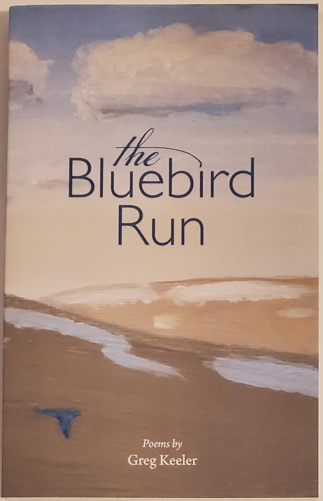 THE BLUEBIRD RUN. Greg Keeler.