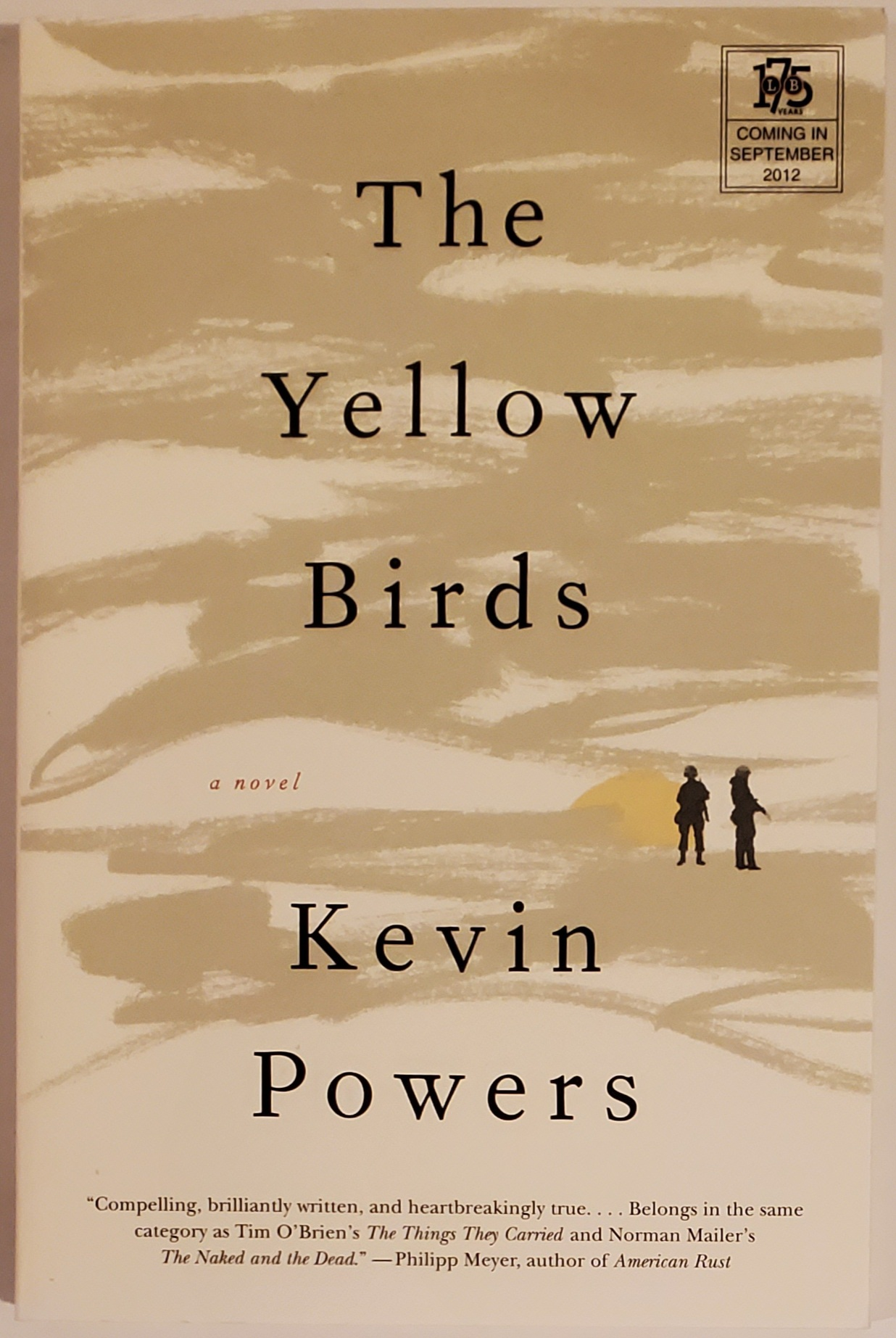 THE YELLOW BIRDS. Kevin Powers.