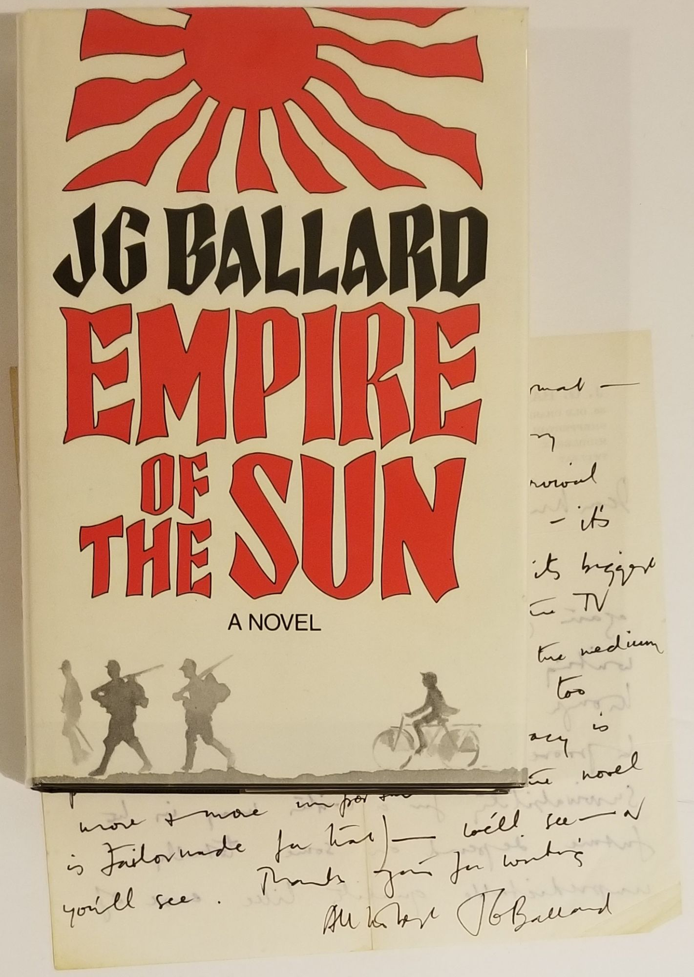 EMPIRE OF THE SUN. J. G. Ballard.