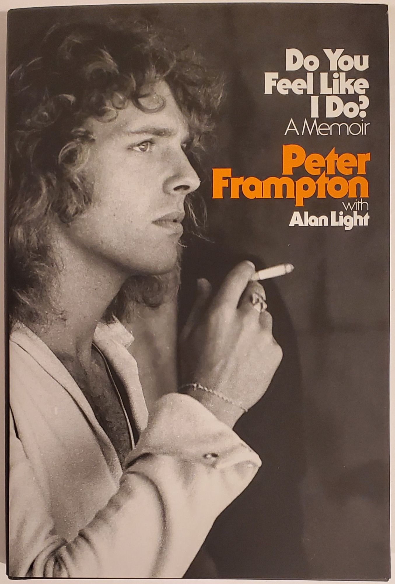 Do You Feel Like I Do? Peter Frampton.