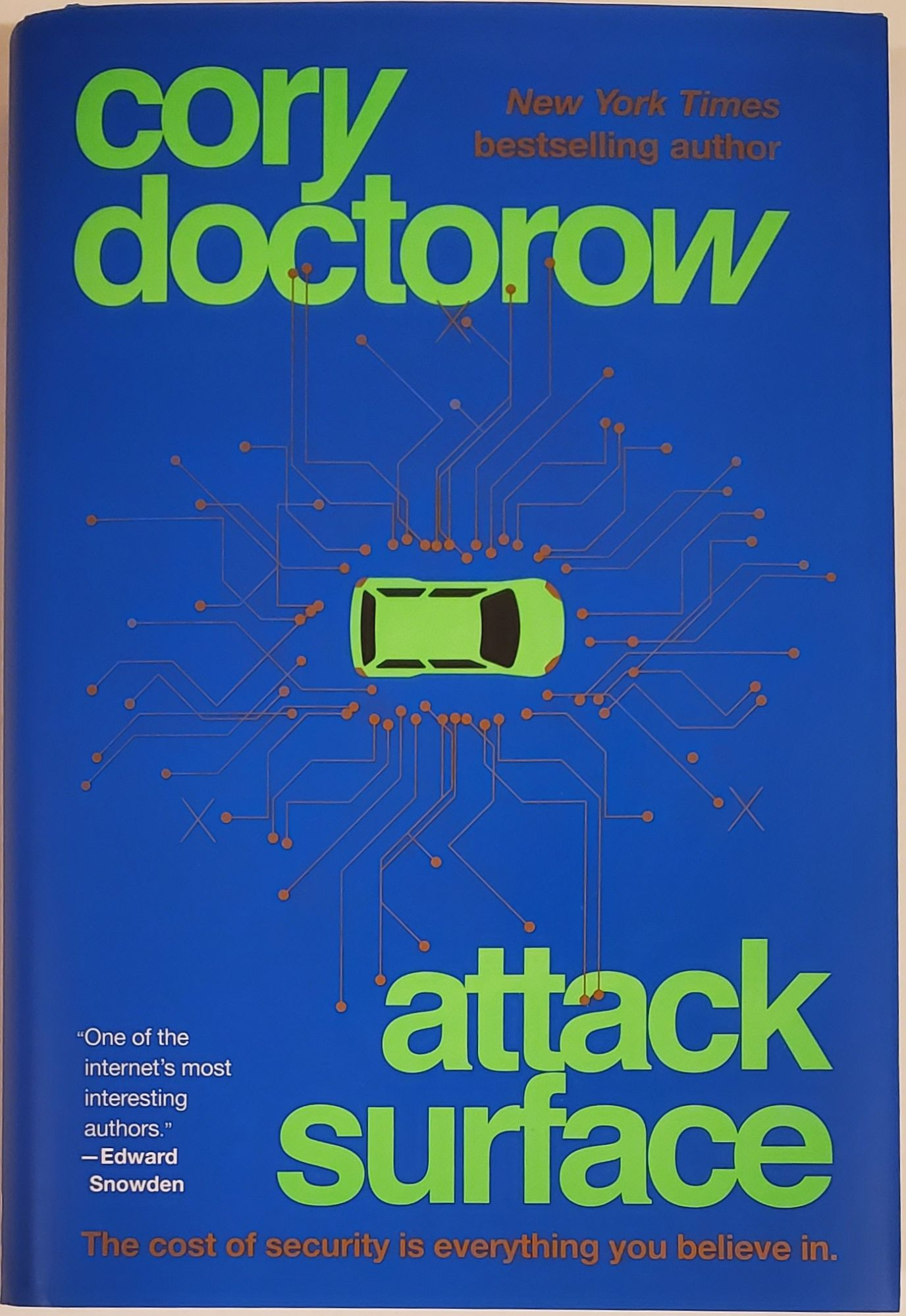 Attack Surface. Cory Doctorow.