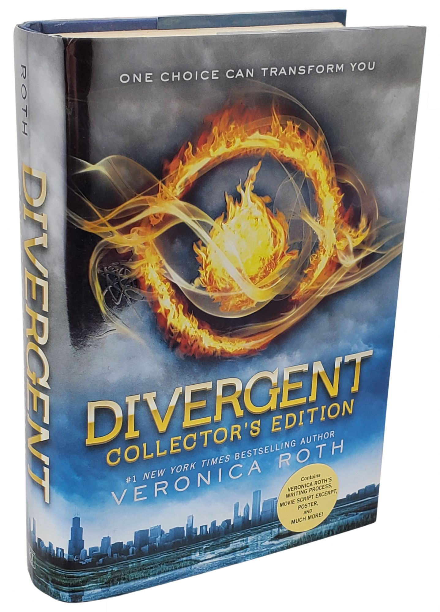 DIVERGENT: COLLECTOR'S EDITION. Veronica Roth.