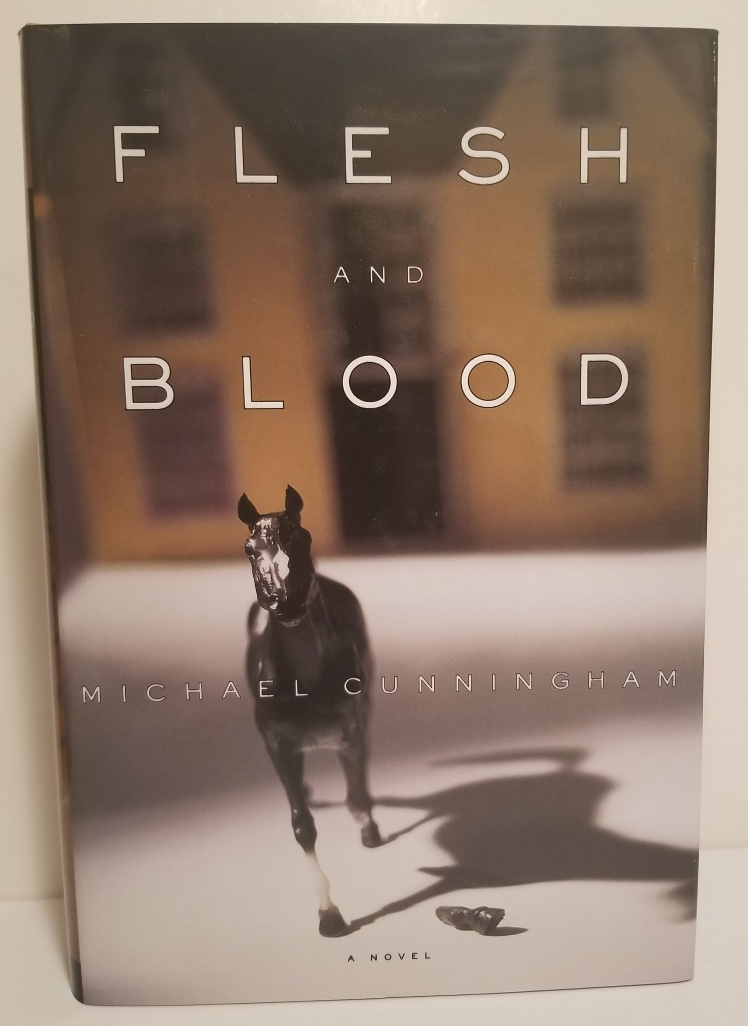 FLESH AND BLOOD. Michael Cunningham.