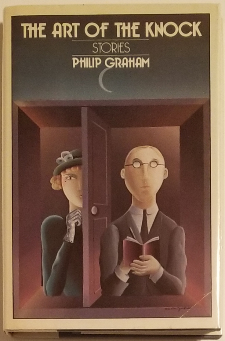 THE ART OF THE KNOCK. Philip Graham.