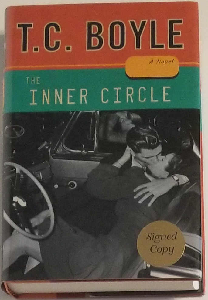 THE INNER CIRCLE. T. C. Boyle