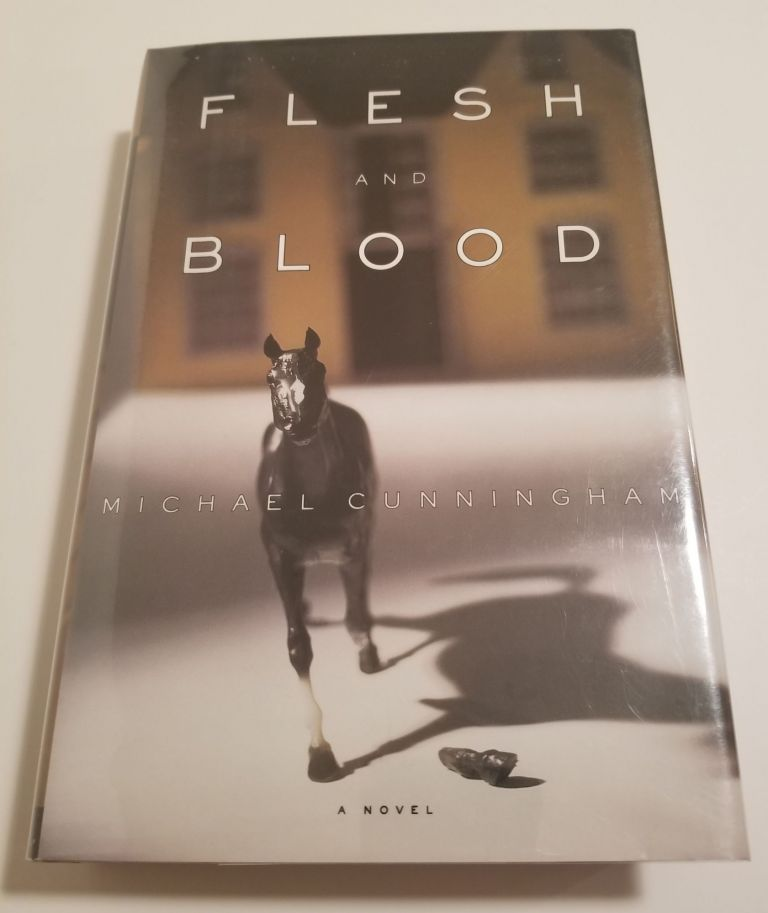 FLESH AND BLOOD. Michael Cunningham