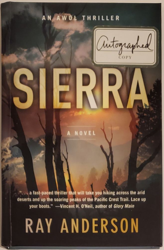 SIERRA. An AWOL Thriller. Ray Anderson