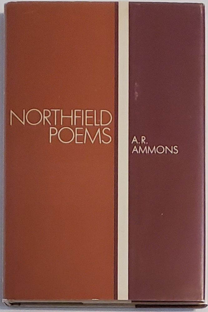 NORTHFIELD POEMS. A. R. Ammons