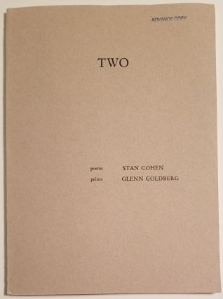 TWO. Stan Cohen
