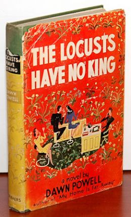 THE LOCUSTS HAVE NO KING
