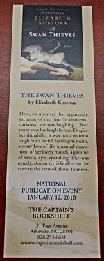THE SWAN THIEVES.
