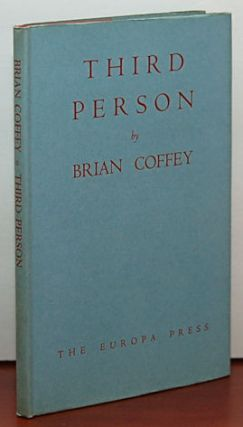 THIRD PERSON. Brian Coffey