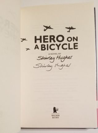 HERO ON A BICYCLE.