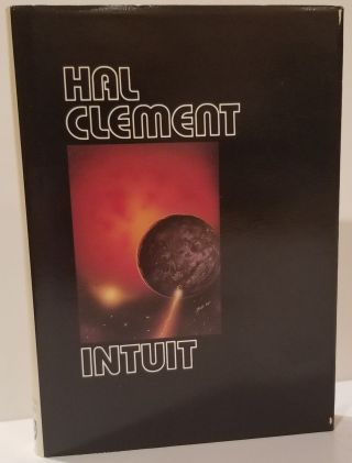 INTUIT. Introduction by Poul Anderson. Hal Clement, a k. a. Harry Clement Stubbs