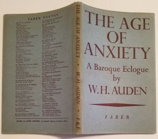 THE AGE OF ANXIETY.