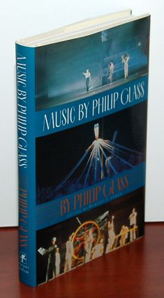 MUSIC BY GLASS. Edited and with Supplementary Material by Robert T. Jones. Philip Glass.