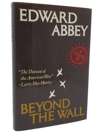 BEYOND THE WALL. Essays from the Outside.