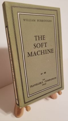 THE SOFT MACHINE.