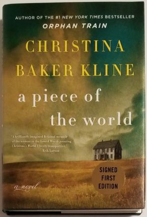 A PIECE OF THE WORLD. Christina Baker Kline