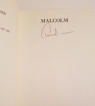MALCOLM The Play. Adapted from the novel by James Purdy.