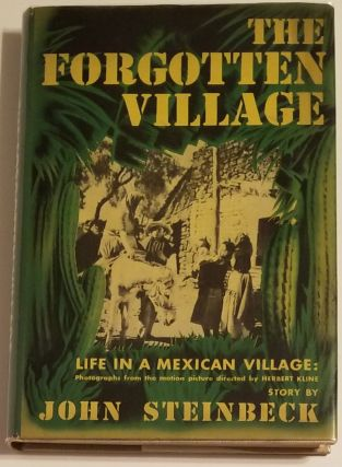 THE FORGOTTEN VILLAGE. Photographs from the Motion Picture Directed by Herbert Kline. Story by...