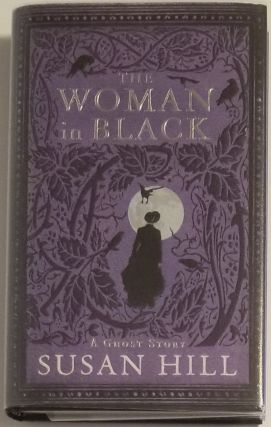 THE WOMAN IN BLACK. A Ghost Story. Wood engravings by Andy English.