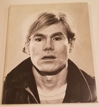 ANDY WARHOL. With Contributions by Jonas Mekas and Calvin Tokpkins. Andy Warhol, John Coplans