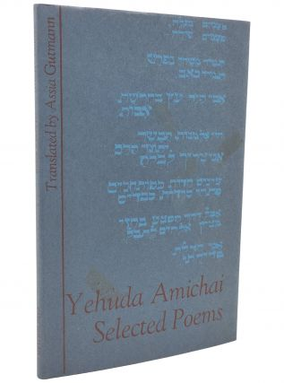 SELECTED POEMS [SIGNED LIMITED].