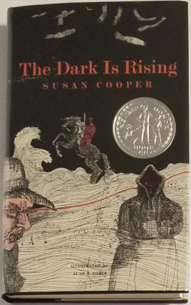 THE DARK IS RISING. Illustrations by Alan E. Cober. Susan Cooper