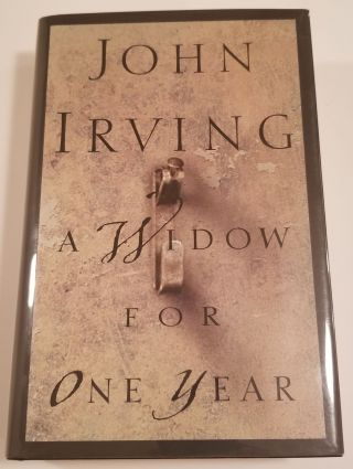 A WIDOW FOR ONE YEAR. John Irving