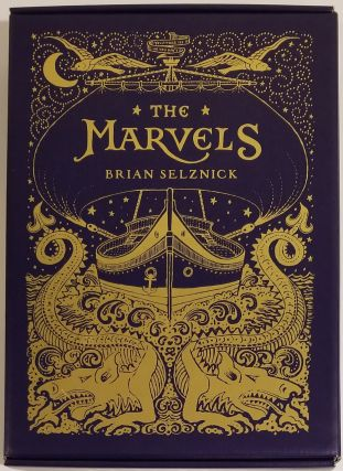 THE MARVELS [Advance Proof in Box with Signed Print]. Brian Selznick