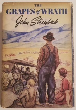 THE GRAPES OF WRATH. John Steinbeck