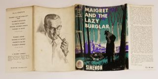 MAIGRET AND THE LAZY BURGLAR.