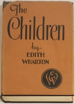 THE CHILDREN. Edith Wharton.