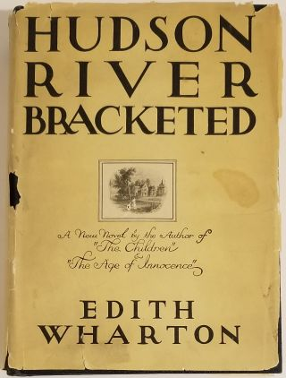 HUDSON RIVER BRACKETED. Edith Wharton.