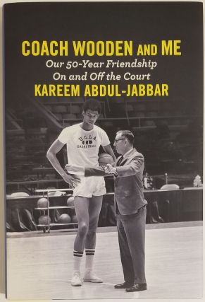 COACH WOODEN AND ME. Kareem Abdul-Jabbar