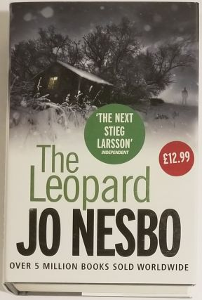 THE LEOPARD. Jo Nesbo.