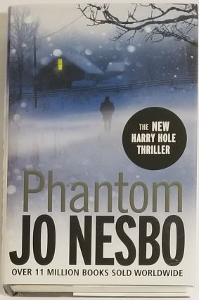 PHANTOM. Jo Nesbo.